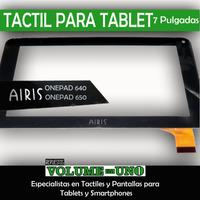 Tactil Para Tablet Airis Onepad 741 - Onepad 750 - Original