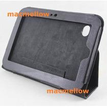 Funda De Cuero Negro Tablet Lenovo K1 10.1 Ideapad Android