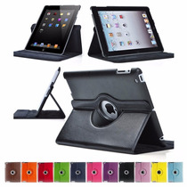 Funda Cobertora De Cuero Giratoria Ipad Air-2 (case Cover)