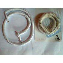Cable Helicoidal Telefonico De 1.5 Feet Á S/.8.99