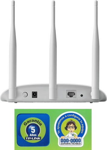 Access Point Tp-link Wireless 300mbps Tl-wa901nd Atheros