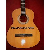 Guitarra Acustica De Estudio Se Entrega Afinada Y Calibrada