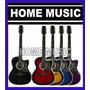 Guitarra Acustica Importada, Funda, Accesorios Envio Gratis
