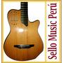 Guitarra Tipo Godin Nacional