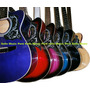 Guitarra Acustica Con Alma Version Mejorada!!! + Pack Gratis