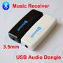 Bluetooth Usb Mp3 Para Auto Equipo Sonido