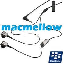 Audifonos In-ear Manos Libres Blackberry Curve 8520
