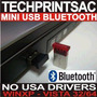 Mini Usb Bluetooth 2.0 Edr Laptop No Driver Xp Vista 32 64