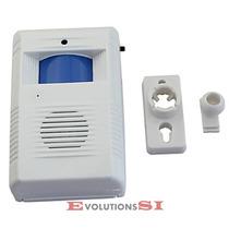 Sensor De Movimiento Alarma Inalambrico Oferta