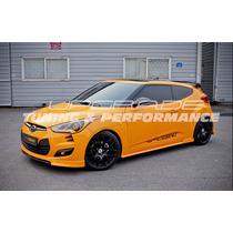 Body Kit Sequence - Hyundai Veloster