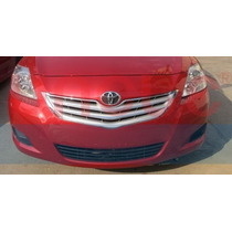 Mascara Cromada Trd Toyota Yaris 2007-2013