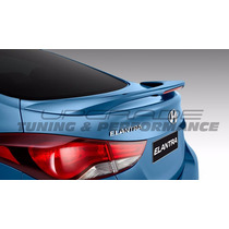 Spoiler Maletera - Hyundai Elantra 2011+