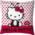 Cojin Puff Antiestres Hello Kitty Sanrio Almohada Frozen