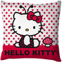 Cojin Puff Antiestres Hello Kitty Sanrio Almohada Frozen