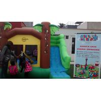 Alquiler De Juegos Inflables,maquinas Pop Corn,rpc 987248922