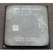 Amd Athlon 64 X2 3800+ Dual Core Socket Am2 Dos Nucleos