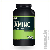 Superior Amino 2222 320 Tabl On +musculo En Muscleproducts
