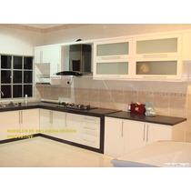Muebles De Cocina /gabinetes/reposteros De Melamina A Medida