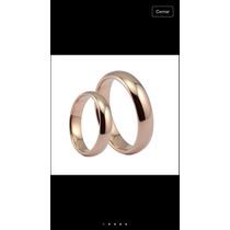 Juego D Aro Matrimonio Compromiso Bañado Y Enchapado Oro 18k