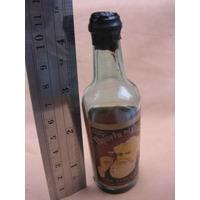 Retrovirales:antigua Botellita Oporto Viña Ocucaje Miniatura