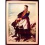 Antigua Pintura Original De Simón Bolívar, 1980