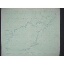Antiguo Mapa Del Departamento De Loreto - Perú 1883