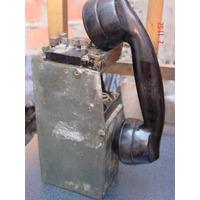 Antiguo Telefono De Uso Militar Gratis Envio