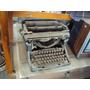 Ev Antigua Maquina De Escribir Underwood Para Decoracion