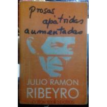 Julio Ramón Ribeyro-prosas Apátridas-primera Edición Peruana