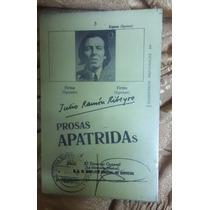 Julio Ramón Ribeyro - Prosas Apátridas -edición De 1975