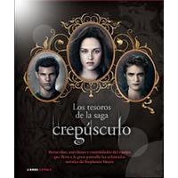 Saga Crepusculo - Libro Los Tesoros De La Saga Crepúsculo