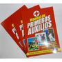 Pack 3 Manual De Primeros Auxilios Emergencia - Terremoto