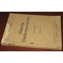 Historia Contemporánea Atilio Sivirichi Lima 1949 Antiguo