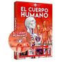 Libro El Cuerpo Humano Anatomía 3d + Cd