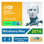 Antivirus Eset Smart Security 9 Original |2 Equipos | 2 Años