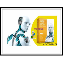 Antivirus Eset Smart Security V8 1 Pc X 1 Año Windows Orig