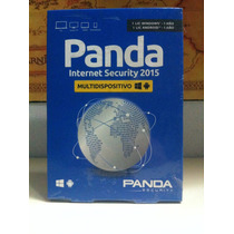 Antivirus Panda Internet Security 2015 1pc 1 Android