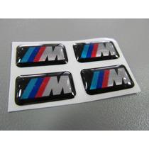 Bmw Logos M3 Para Aros Juego De 4