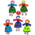 Cholitas Adornos Navidad - Artesania Regalos