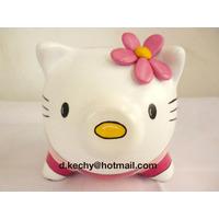 Alcancias Hello Kitty, Pucca, Doki (sorpresas)