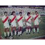 Foto Delantera Seleccion Peruana. - Foto Original -