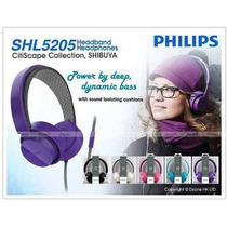 Audifono Philips Shl5205 Shibuya C/micro Mp3 Celular Etc