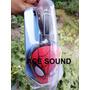 Audifono Spiderman Hombre Araña Para Mp3 Ipod Pc
