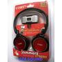 Oferta Coby Audifonos Dj+ Parlante Celular !! Mp3, Ipod