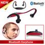 Audifonos Inalambricos Bluetooth Mp3 Porta Micro Sd Deporte