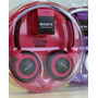 Audifono Sony Mdr Xb200 Para Ipod, Pc, Laptop, Ipad, Celular