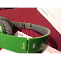 Cambio Monster Beats By Dr.dre Solo Hd Verde+cables Dorado