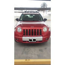 Camioneta 4x4 Jeep Compass Limited 2008