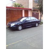 Vendo Hyundai Sonata 2003 Full Comodo, Elegante Y Economico