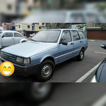 Fiat Palio Weekend Station Wagon 1992